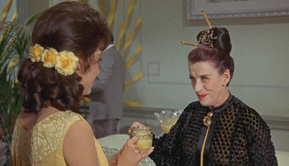"Mrs. Meers, the controversial character, as seen in the 1967 movie version of ""Thoroughly Modern Millie."""
