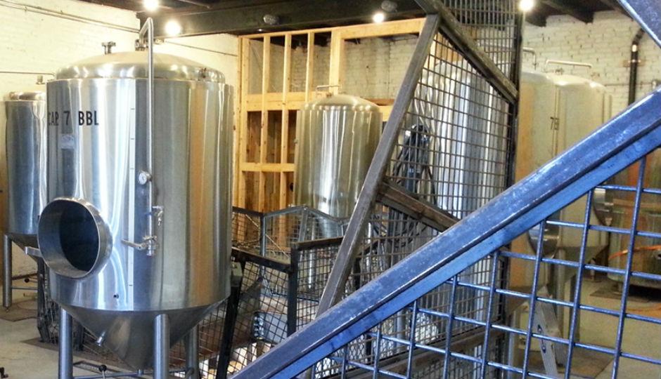 Photo of a brewpub in South Philadelphia | Photo via LPMG Properties