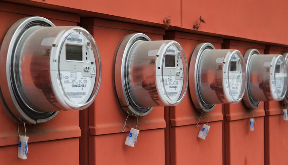 peco electric meter