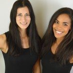 Jess Edelstein (left) and Sarah Ribner. They co-founded PiperWai and will be on an upcoming episode of Shark Tank.