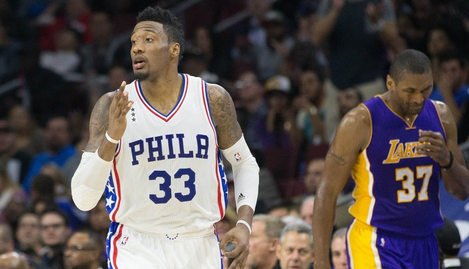 Robert Covington's 23 points helped the Sixers win their first game of the season | Bill Streicher-USA TODAY Sports