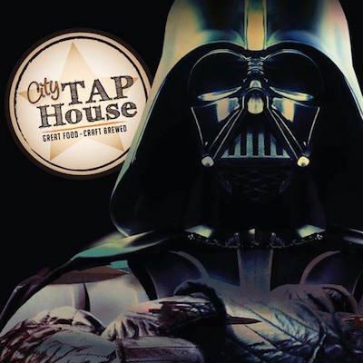 City Tap House hosts a Star Wars brunch on Sunday.