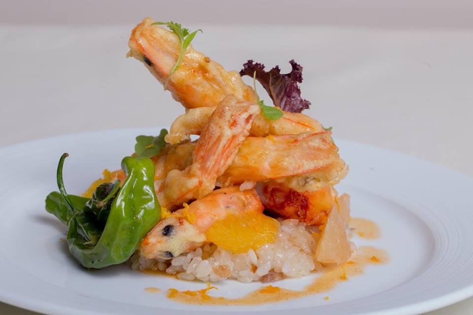 suga Mandarin Crispy Shrimp