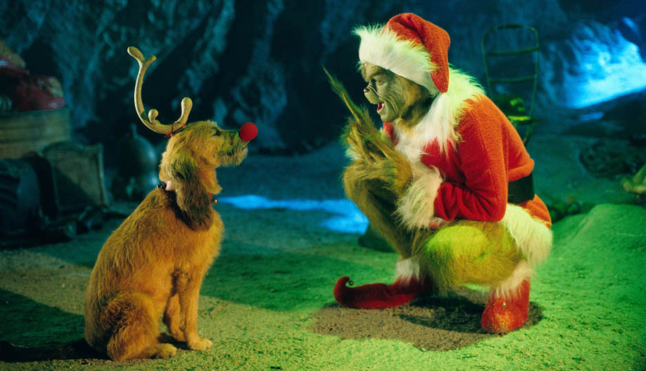 "Catch a marathon of ""How the Grinch Stole Christmas"" screenings Friday at Blue Cross RiverRink."
