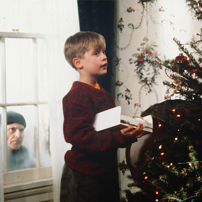 """Catch a BYO screening of """"Home Alone"""" Wednesday at the Roxy."""