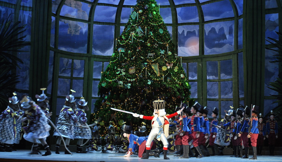 """PA Ballet presents their epic """"George Balanchine's The Nutcracker"""" this week. 