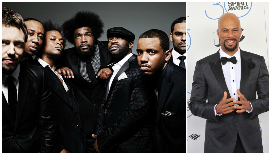 The Roots and Common (Jaguar PS / Shutterstock.com) perform at the Borgata in AC on Saturday.