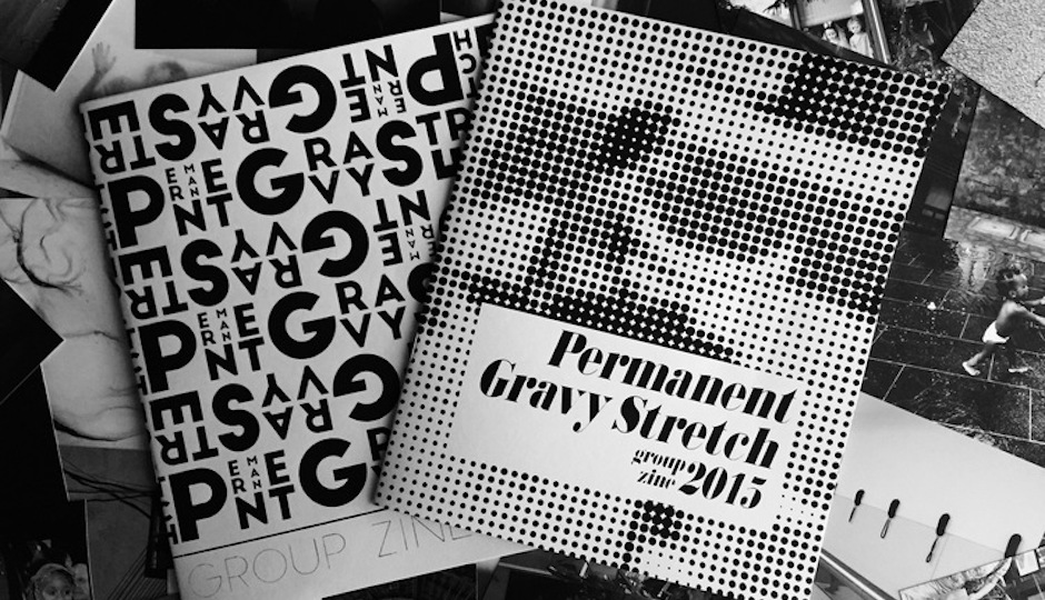 Check out the zine and book exhibit at Gravy Studio and Gallery in Fishtown