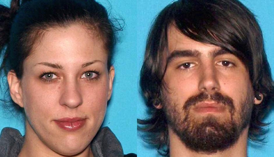Alleged ringleaders Alicia Blackburne and Robert Campbell (photos via NJ Attorney General)