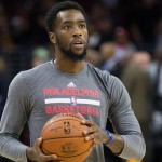 Sixers point guard Tony Wroten could be close to returning  | Bill Streicher-USA TODAY Sports