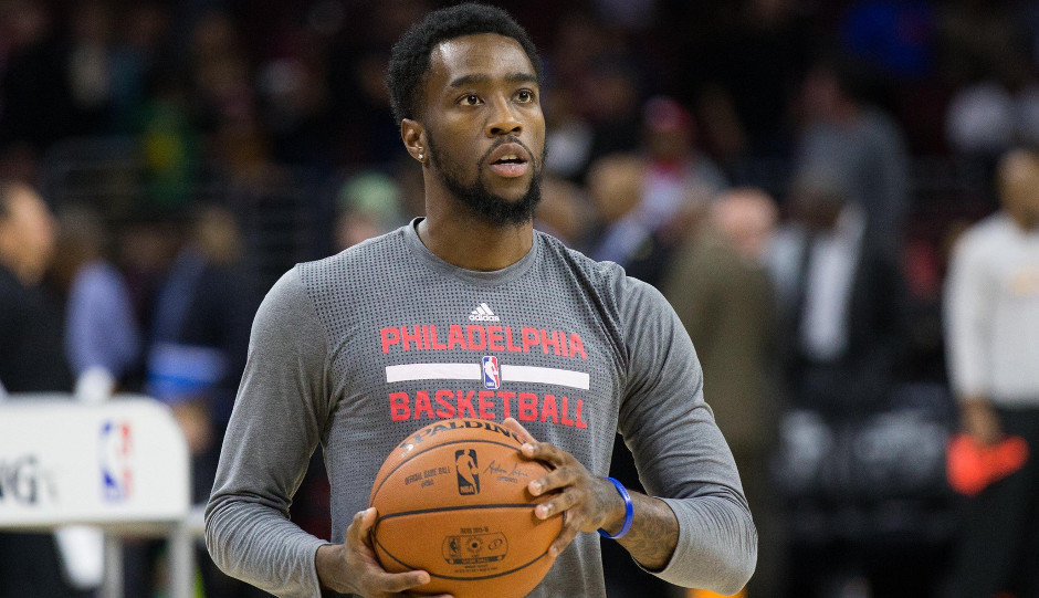Sixers point guard Tony Wroten could be close to returning    Bill Streicher-USA TODAY Sports