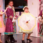 Deirdre Finnegan, Franklin Anthony, Mary Martello and Josh Totora in 'The Three Maries'