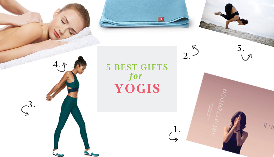 Gift Guide 2015: Holiday Gifts For Yogis