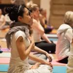 Yoga White Party 2014   Photo via Facebook, Philadelphia Art Museum