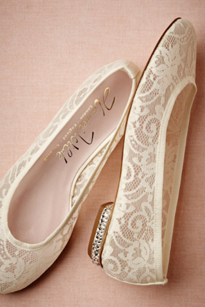 We love this pair from BHLDN.