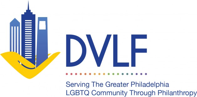 DVLF's new logo.