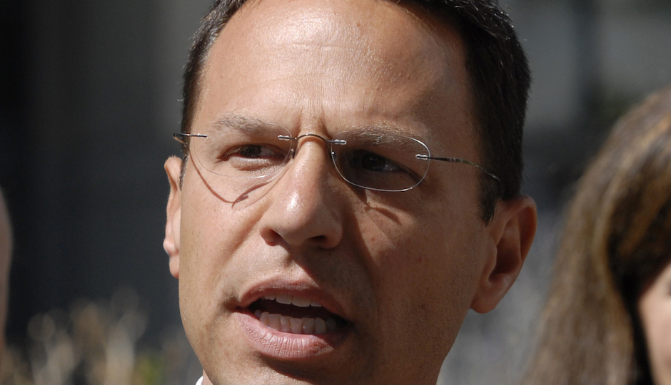 Pa. Attorney General Josh Shapiro (AP Photo/Bradley C Bower, File)