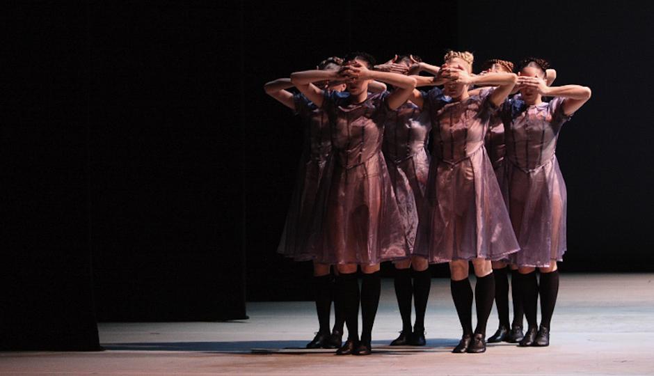 PA Ballet, Photo by Alexander Iziliaev.