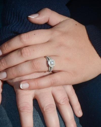 Jenna's ring!