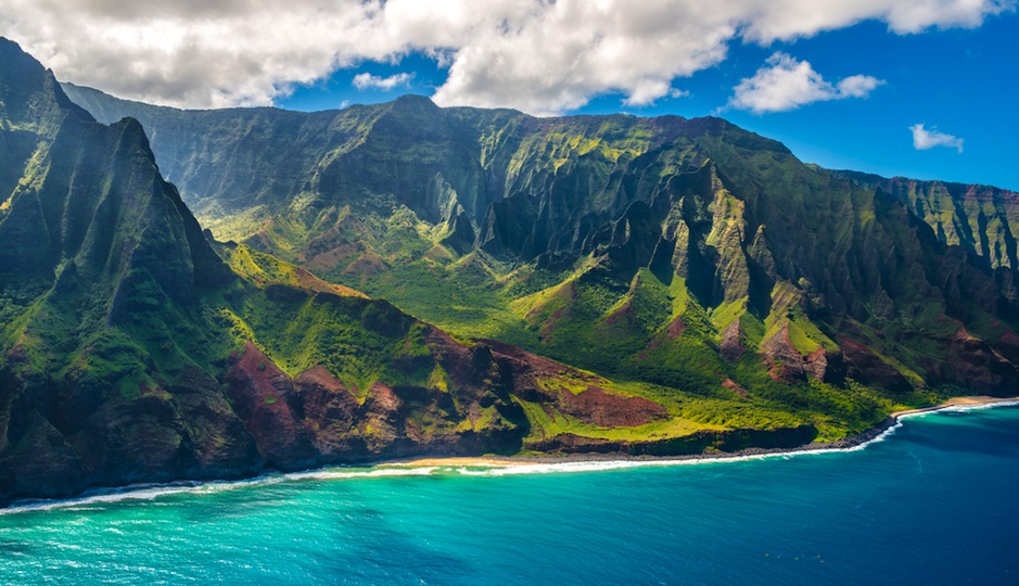 Love Jurassic World? Try a trip to Kauai, Hawaii. Alexander Demyanenko/Shutterstock.com.