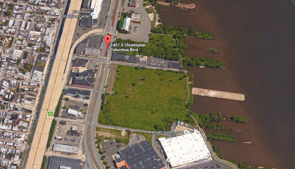 1401-99 South Columbus Boulevard | Google Maps