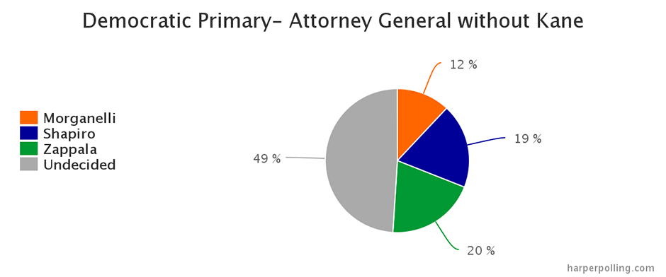 Attorney general race without Kane