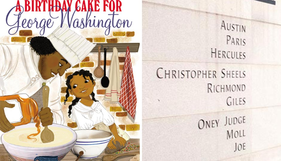 Scholastic Pulls Childrens Book Featuring Washingtons Slave In Philly