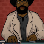 cartoon questlove