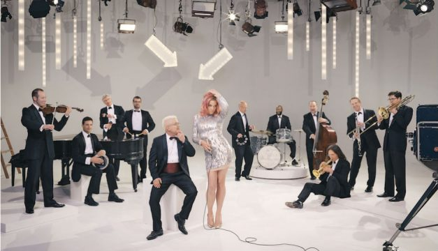 Pink Martini plays Scottish Rite Auditorium on March 10.