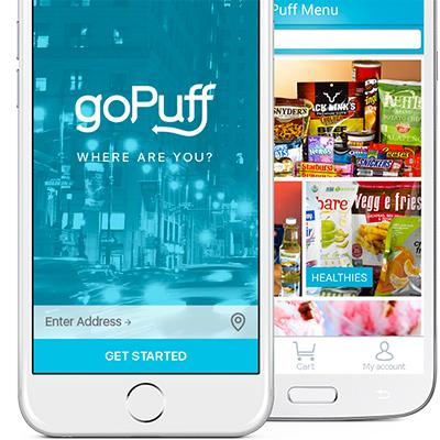 gopuff app 400