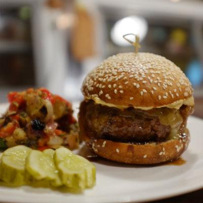 kensington quarters kq burger 400