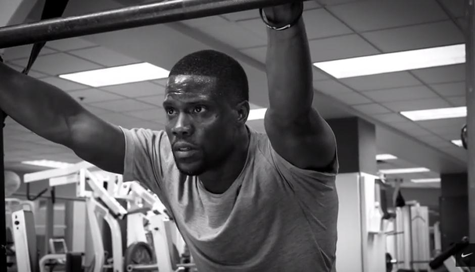 "Still from Nike Training ""INNER STRENGTH"" video"
