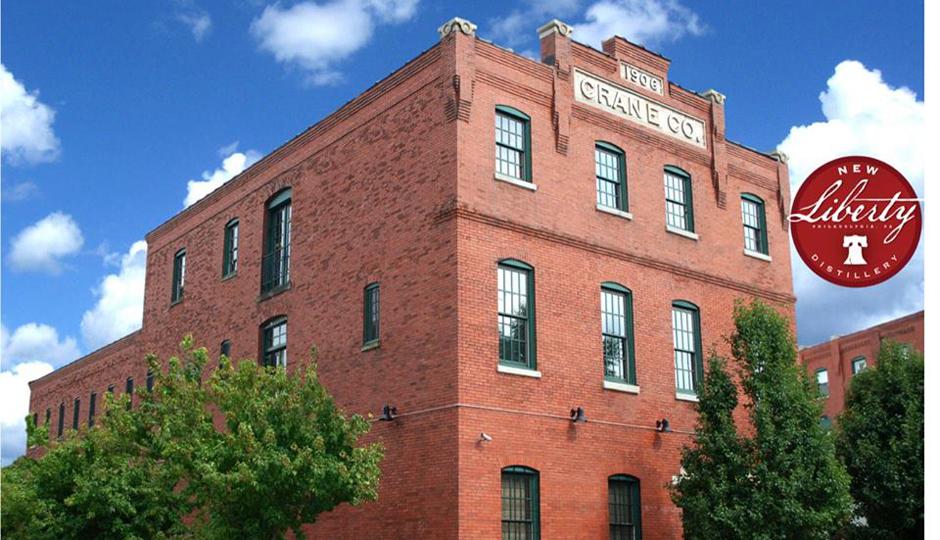 New Liberty Distillery | Photo via Facebook