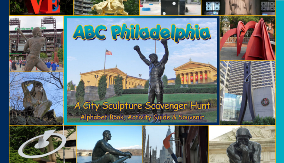 ABC Travel Guides For Kids Puts Out This Guide Philadelphia The Company Ranks