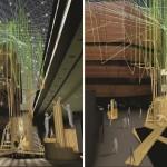 Mimi Lien's The Kinetic Tree - rendering