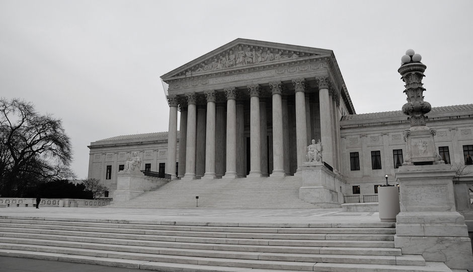 The U.S. Supreme Court | Shutterstock.com