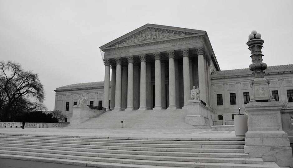 The U.S. Supreme Court   Shutterstock.com