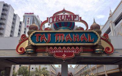 Trump Taj Mahal in Atlantic City
