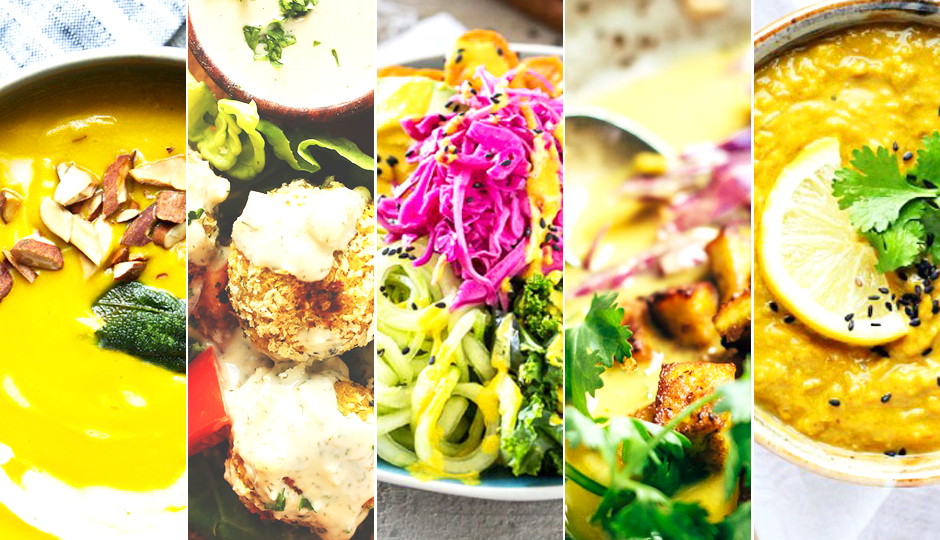 what to eat turmeric
