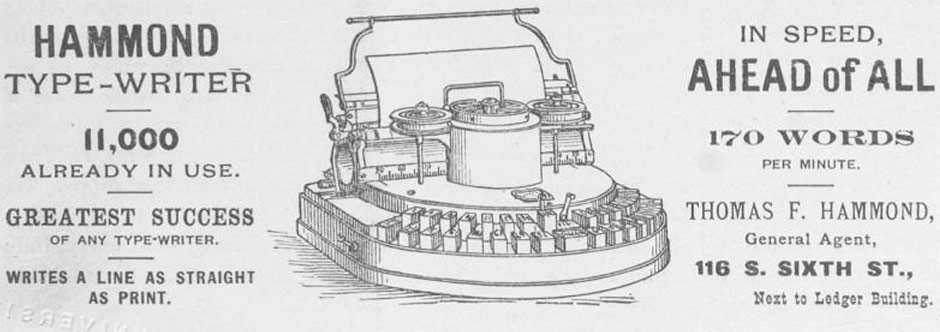 1890-hammond-type-writers