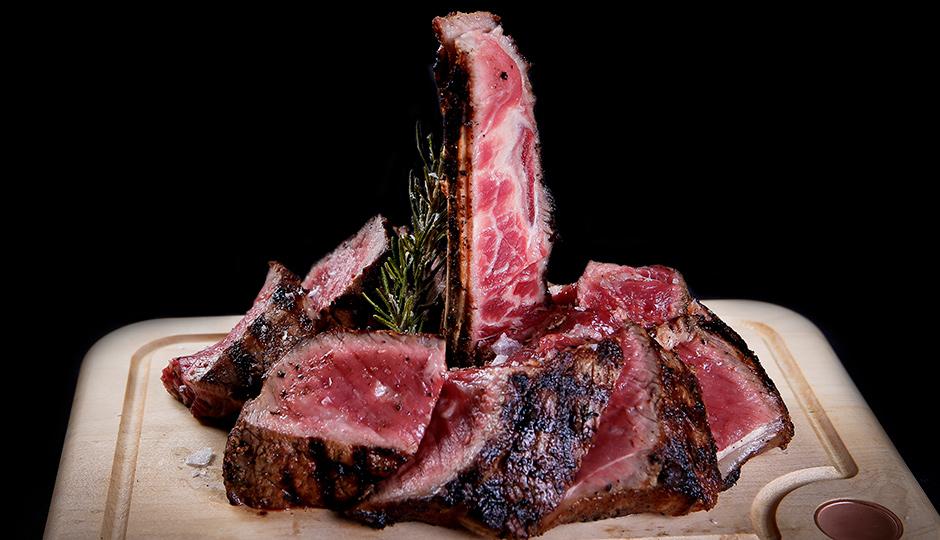 BONE IN RIBEYE LP Steak Nick Valinote 940