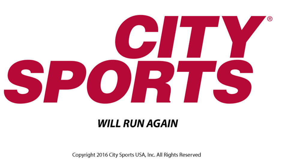 This is what you see when you go to citysports.com.
