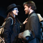 "Isabel Leonard and Jarrett Ott in ""Cold Mountain."""