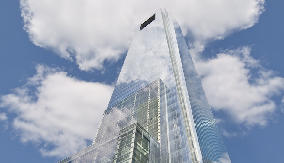 The Comcast Center