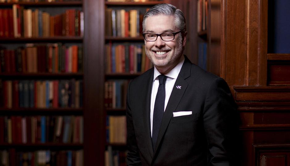 John Fry, president of Drexel University.