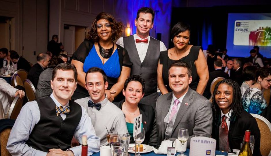 Human Rights Campaign Greater Philadelphia will be having their annual gala this Saturday.