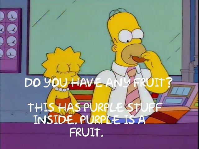 HomerPurple