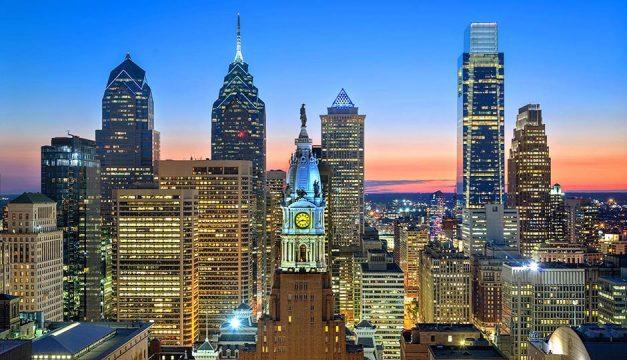 Philadelphia Skyline | R. Kennedy for Visit Philadelphia.