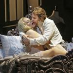 "Kristine Opolais and Roberto Alagna in Puccini's ""Manon Lescaut"". Photo: Ken Howard/ Metropolitan Opera."