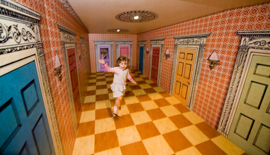 The Block Kid Rooms